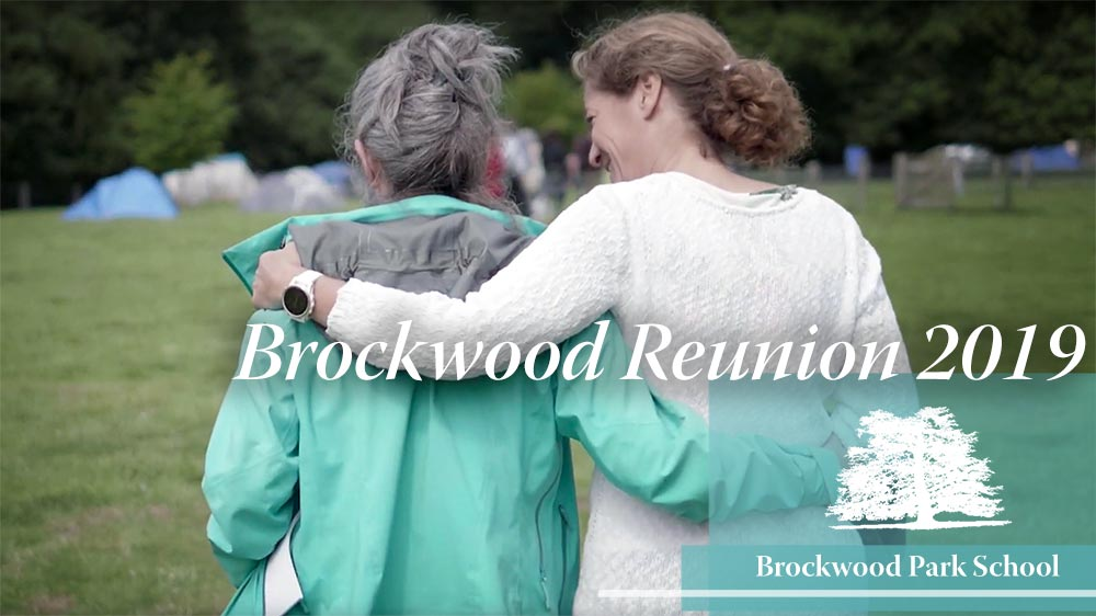 Video Overlay – Brockwood Reunion 2019