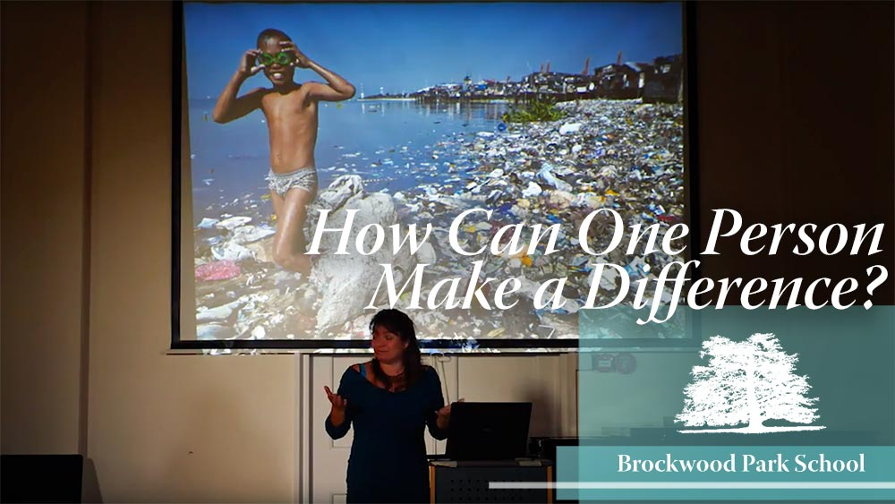 Video Overlay – How can one person make a difference?