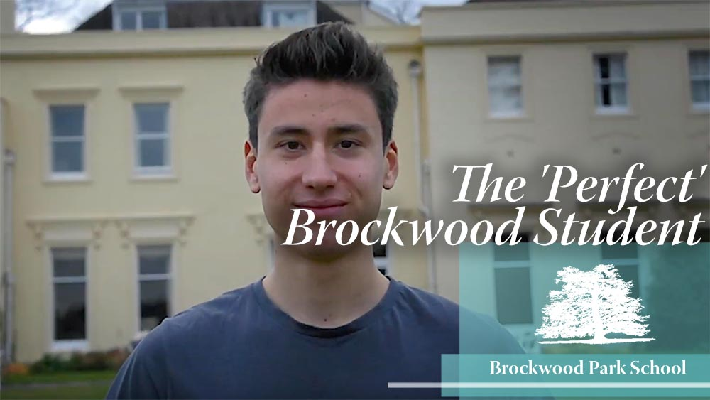 Video Overlay – The Perfect Brockwood Student