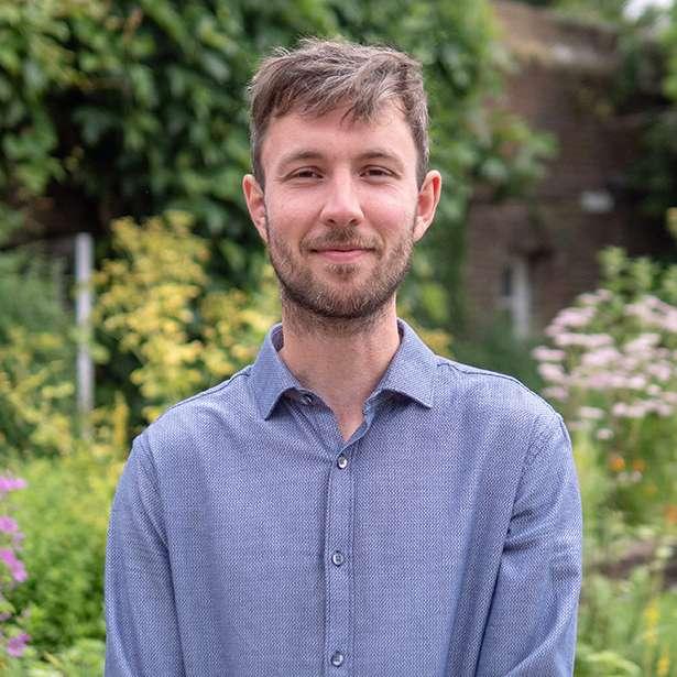 Portrait photo of Thomas Lehmann, Curriculum Coordinator at Brockwood Park School