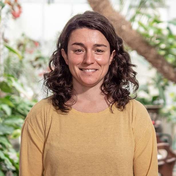 Portrait photo of Ana Gomes, Krishnamurti Centre Coordinator