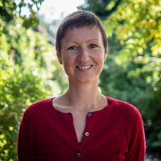 Portrait photo of Emma Birt, English Teacher at Brockwood Park School