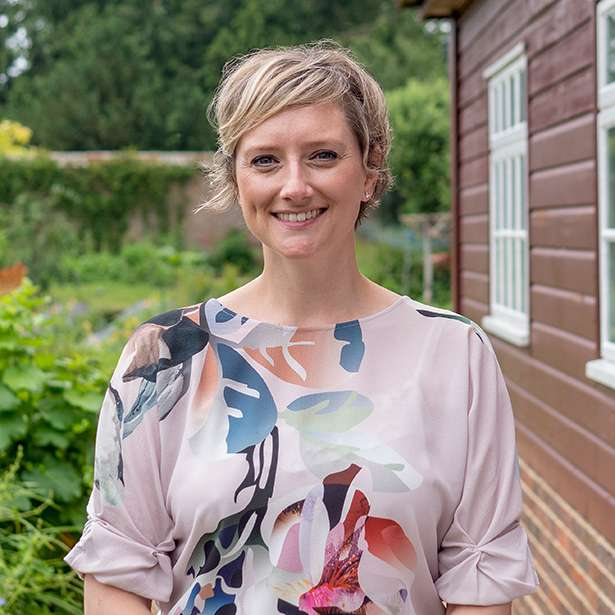Portrait photo of Vicki Lewin, Recruitment Manager at Brockwood Park School