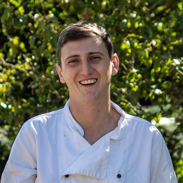 Portrait photo of Joseph Lyden, Cook at Brockwood Park School