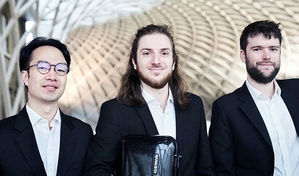 Linos Piano Trio musical band