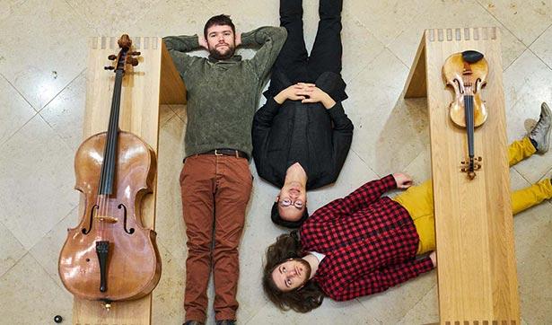Linos Piano Trio promotional image
