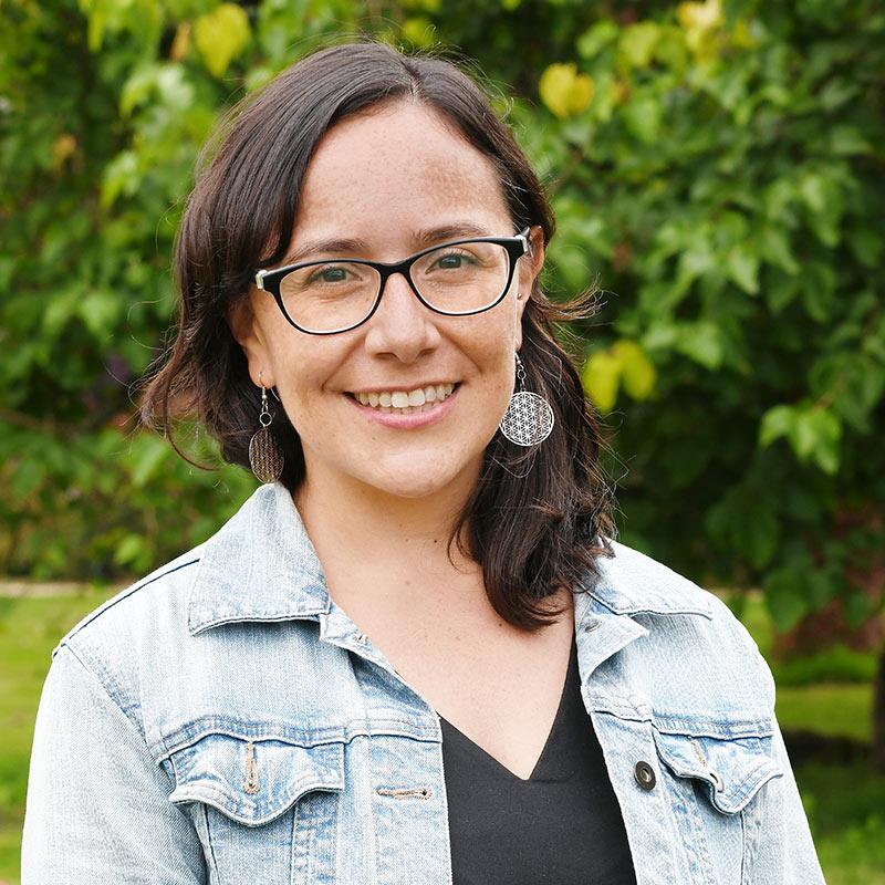 Portrait photo of Lorena Magallanes, Science Teacher at Brockwood Park School